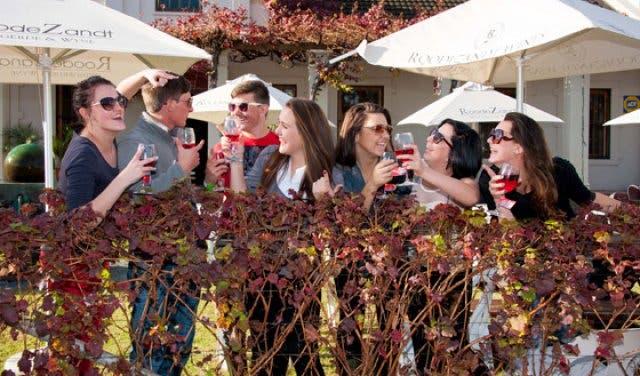 festivals wijn kaapstad