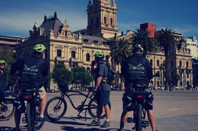 fietsen kaapstad