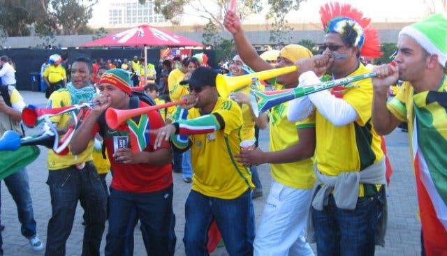 vuvuzela's