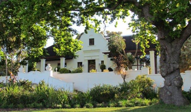 saxenburg stellenbosch