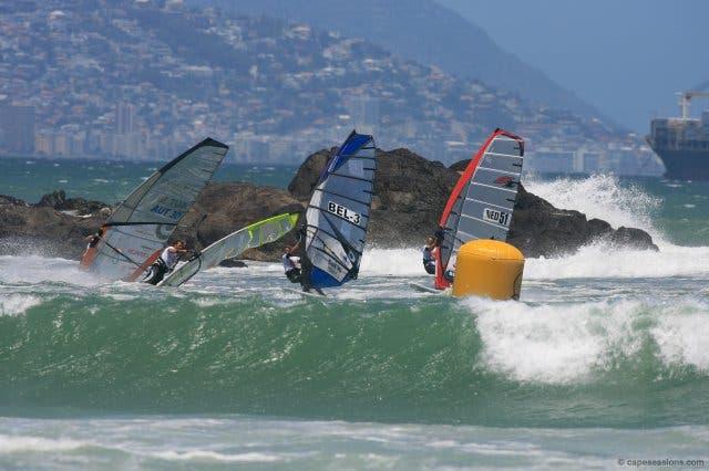 Windsurfing Kaapstad