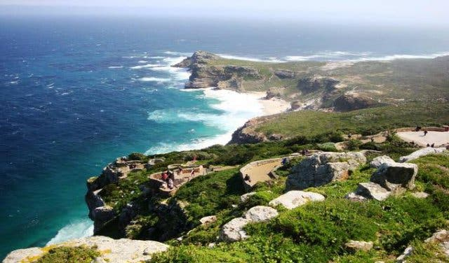 cape point zuidafrika