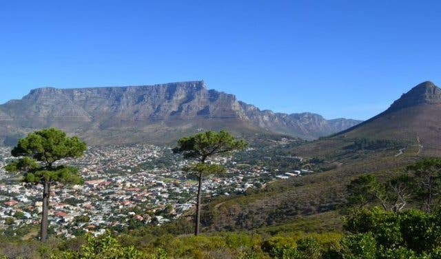 weer cape town