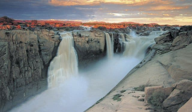 augrabies watervallen