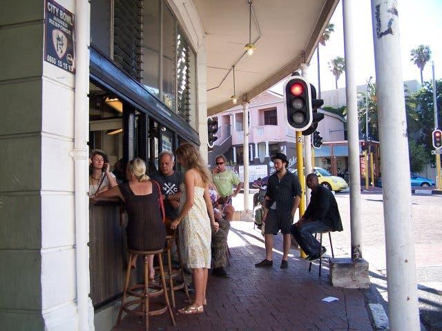 koffietentjes Kaapstad power glory