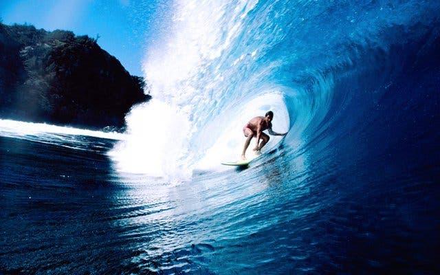 surfing Kaapstad