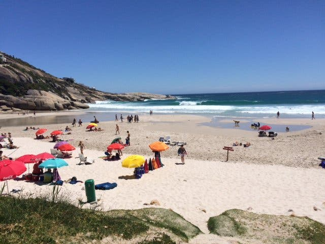 stranden kaapstad