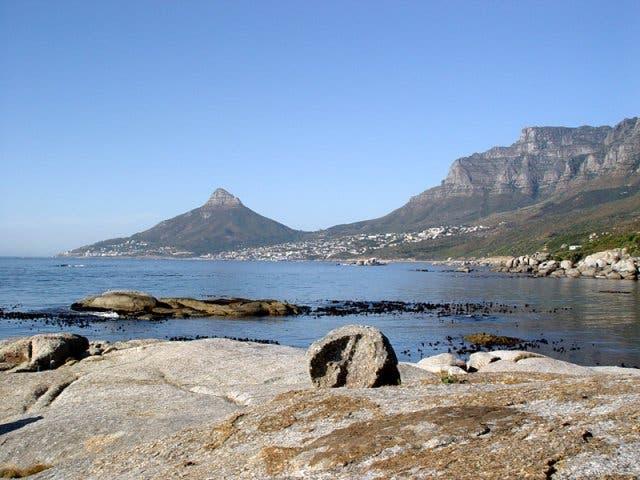 Kaapstad Lion's Head