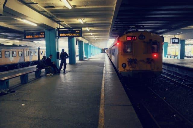 treinen reizen kaapstad