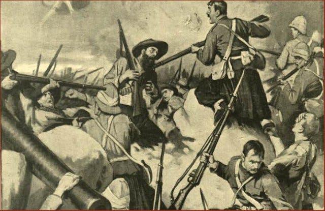 tweede boerenoorlog zuid-afrika