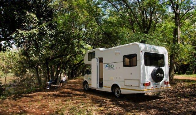 camper huren zuidafrika