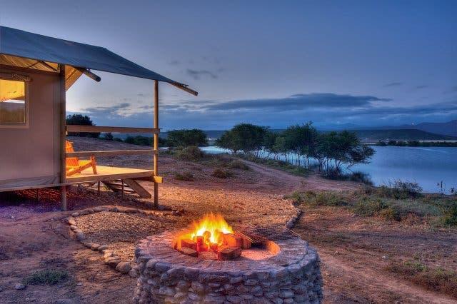glamping zuid-afrika