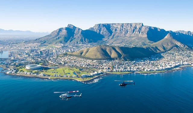 vakantie kaapstad zuid-afrika