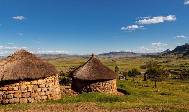 lesotho zuid-afrika