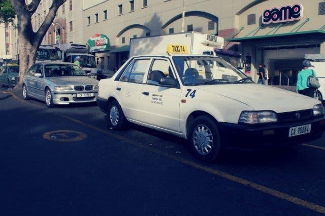 taxis kaapstad