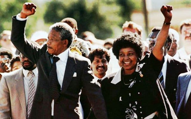 nelson mandela apartheid