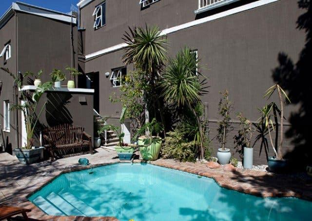 backpackers hotel Kaapstad