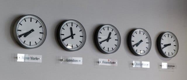 tijdverschil Zuid-Afrika Nederland