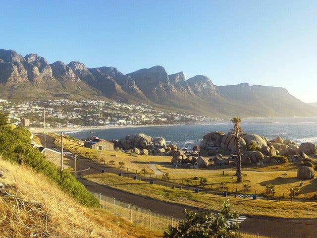 camps bay zuid-afrika