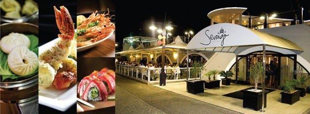 restaurants waterfront kaapstad