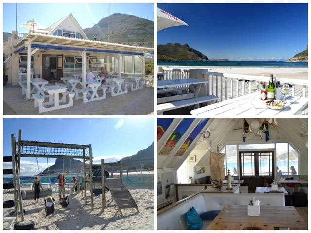dunes cafe hout bay