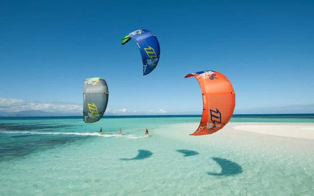 langebaan kitesurfen