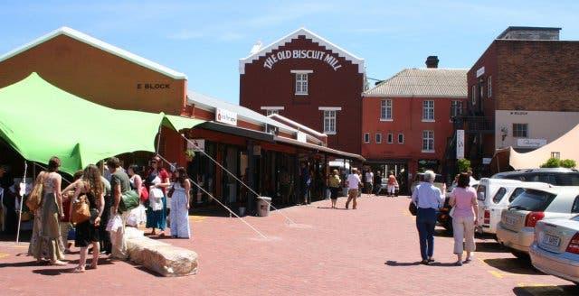 old biscuit mill markt kaapstad