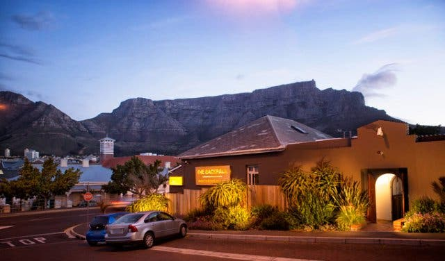 backpackers hotel cape town