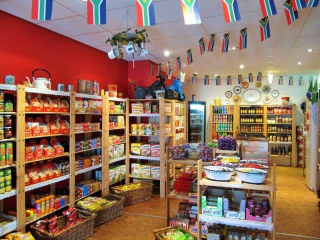 zuid-afrikaanse producten