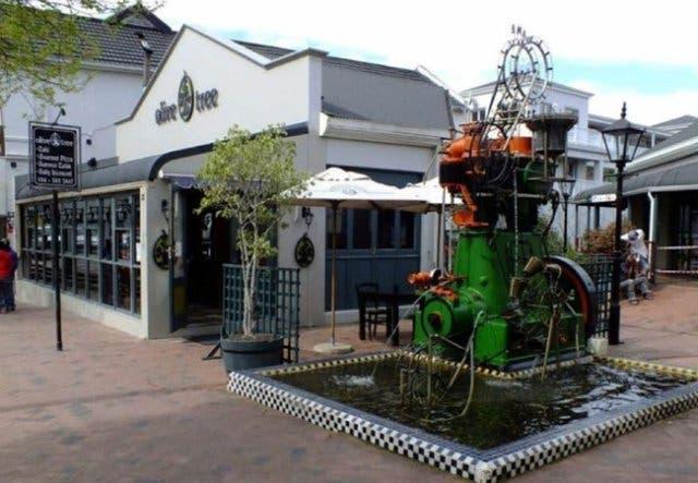 restaurants tuinroute