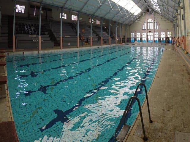 zwembad kaapstad