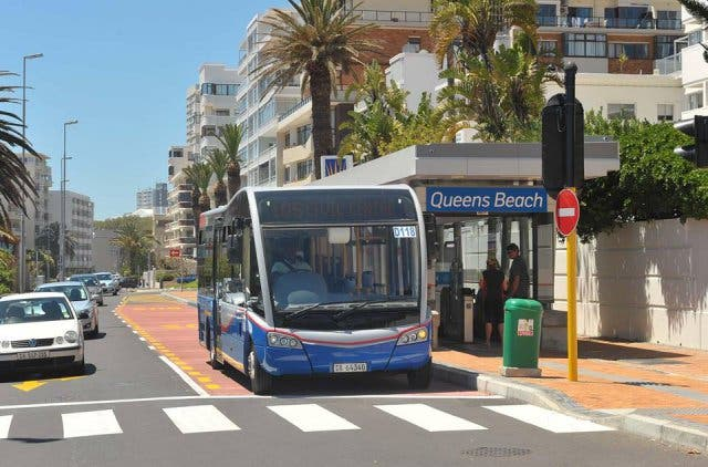openbaar vervoer kaapstad