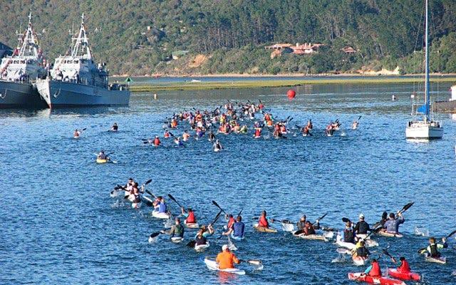 Knysna watersports