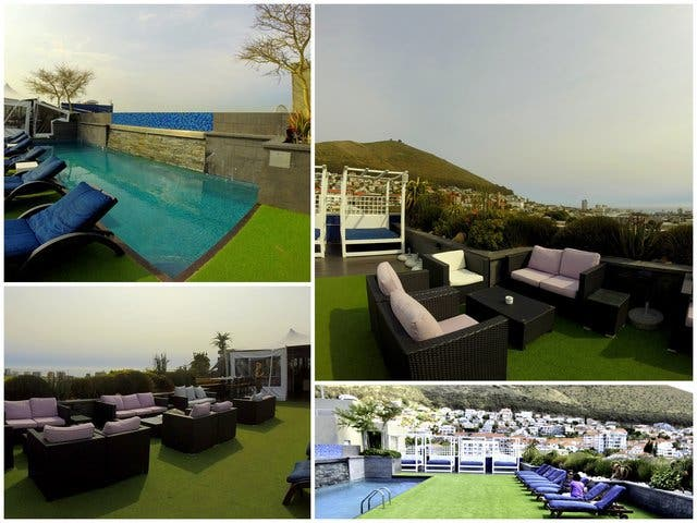 Zenith Sky Bar Cape Royale