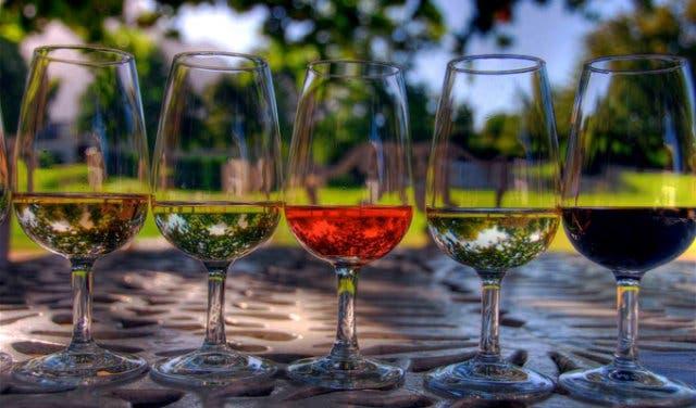 wijn proeven kaapstad