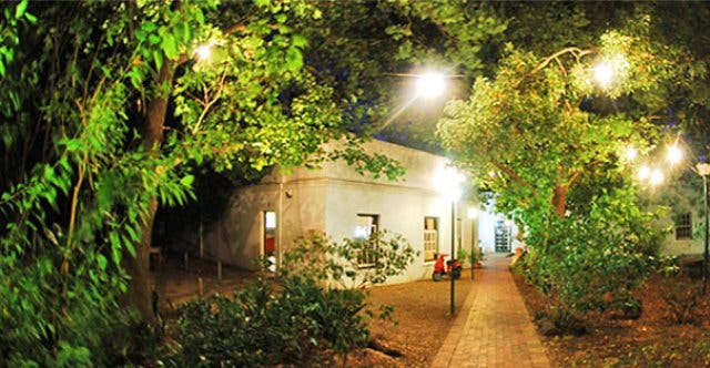 restaurants franschhoek