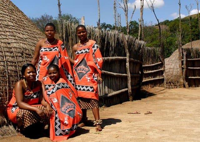 swaziland zuidafrika
