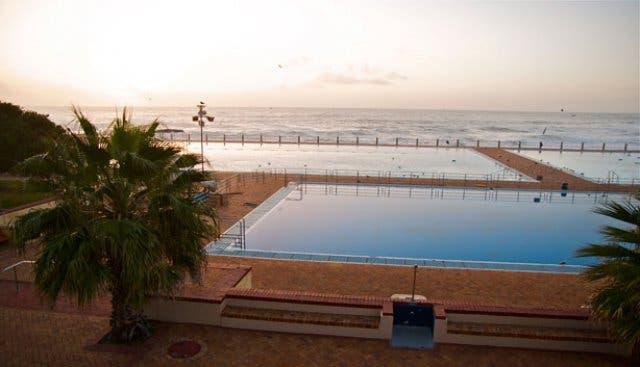 zwembad sea point