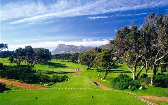 golfen zuid-afrika