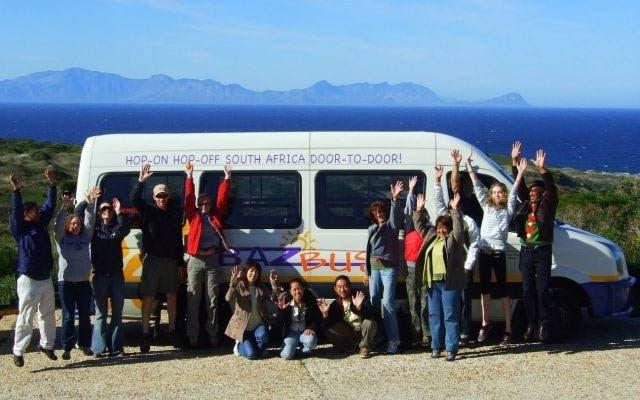 baz bus zuid afrika