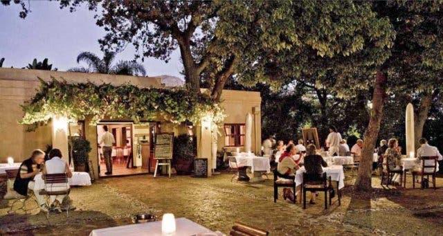 terroir restaurant stellenbosch