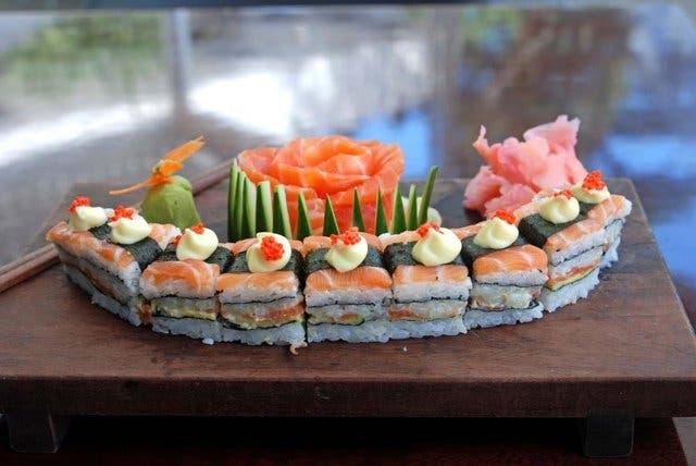 sushi eten kaapstad