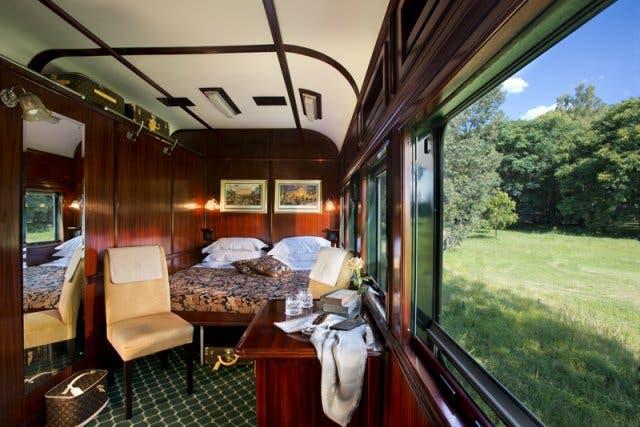 rovos trein zuidafrika