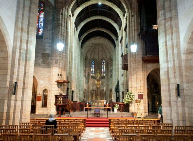 St Georges Cathedral Kaapstad
