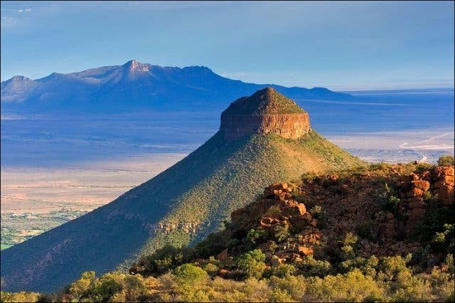 karoo woestijn zuidafrika
