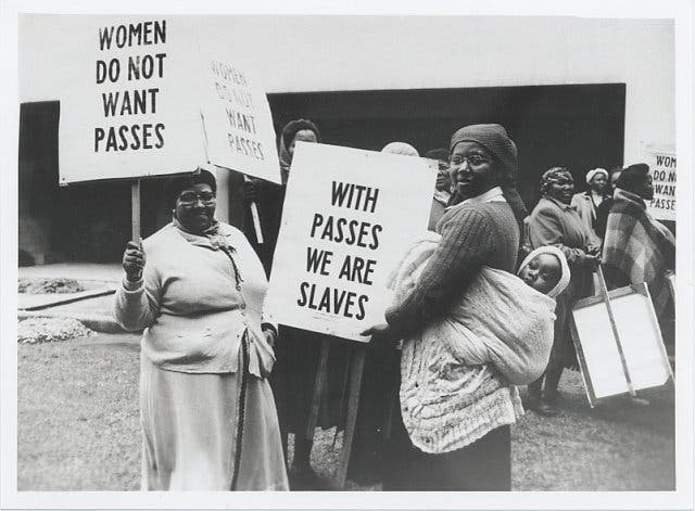 womens day zuid-afrika