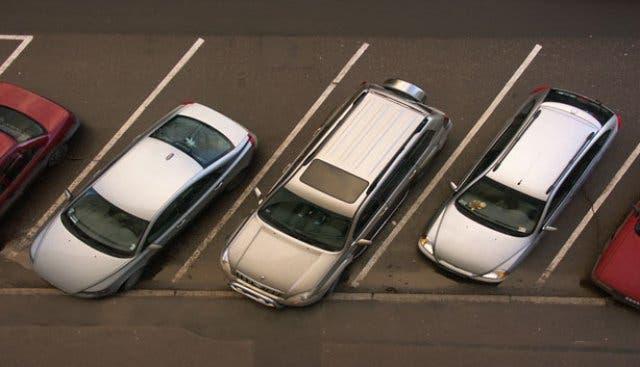 parkeren in Kaapstad