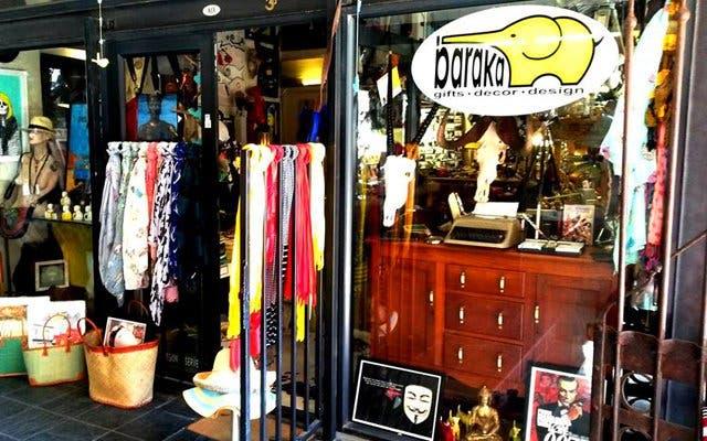 gift shop baraka cape town
