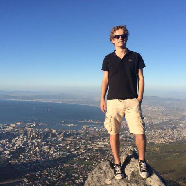 stage Zuid-Afrika