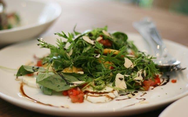 vegetarische restaurants kaapstad
